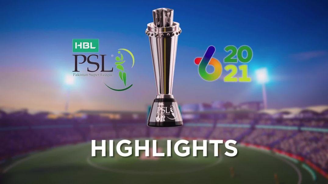 Highlights - Karachi Kings vs Islamabad United - Match 6 - HBL PSL 6