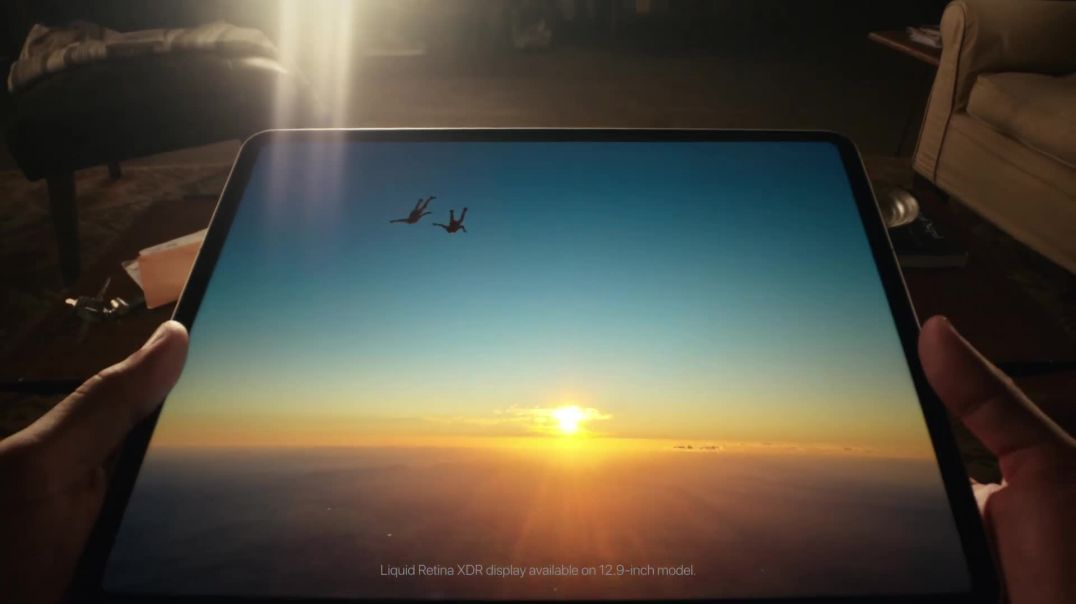 Apple Introducing iPad Pro - Apple